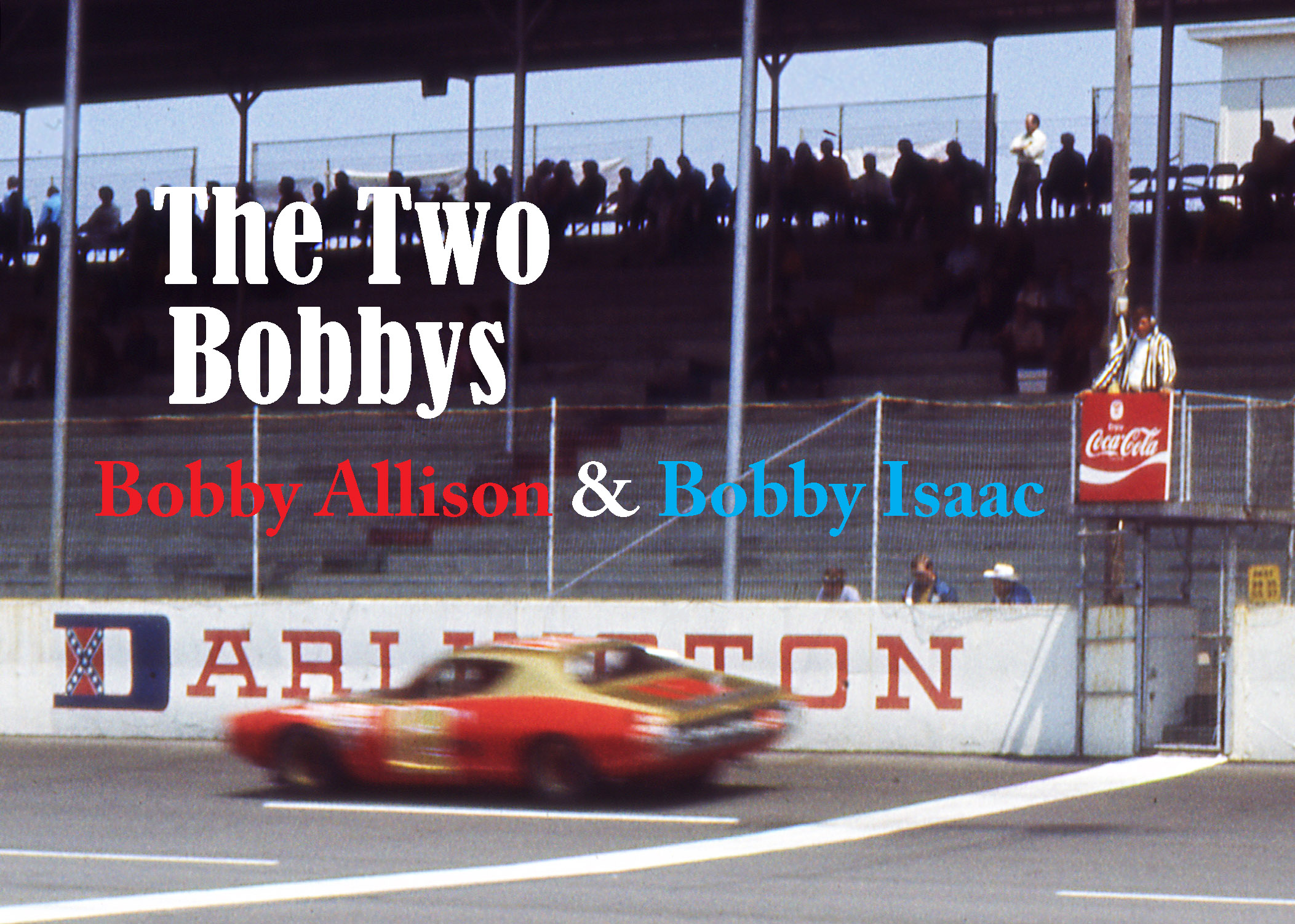 Bobby Allison & Bobby Isaac article in Vintage Motorsport | Edgar ...